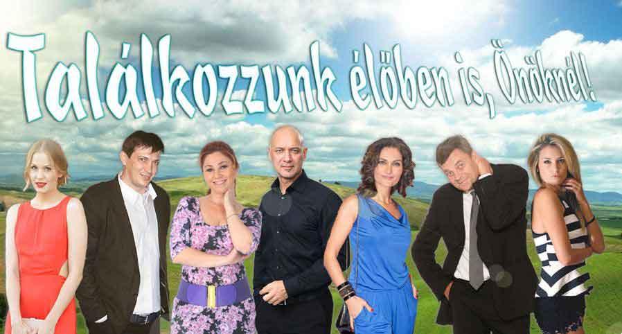 Közkedvelt TV sorozat sztárjai