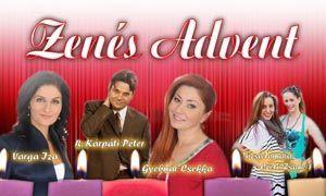 Zenés Adventi műsor