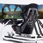 Versenyautó és repülőgép szimulátorok