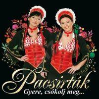 A Pacsirták együttes két fiatal tehetséges hölgy mulatós zenei formációja e9dc5691b4