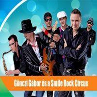 Gönczi Gábor és a Smile Rock Circus Zenekar - Timara Program és ... 631335b03b